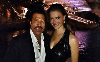 Future Projects | Lionel Richie speaks with Jetss during Audemars Piguet dinner in Miami