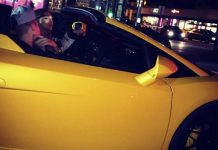 Joe Alcantara owner of the car Bieber was driving (Photo: JETSS - Courtesy)