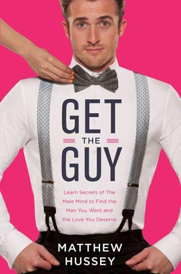 Matthew Hussey, autor de 'Get the Guy' (Consiga o Cara). (Photo: Stock)