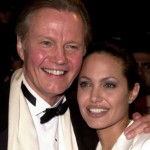 Jon Voight and daughter Angelina Jolie. (Photo: Stock)