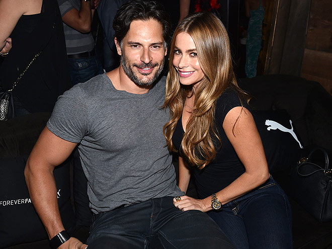 """He smelled me, and he couldn't help himself."" – Sofia Vergara, joking that her new fragrance helped seduce beau Joe Manganiello, on Good Morning America"