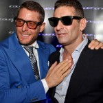 Lapo Elkann and longtime friend Jeffrey Jah (Photo: JETSS)