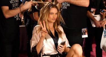 JetssTV | Behind the Scenes at the Victoria's Secret Fashion Show 2014 with Angel Alessandra Ambrosio