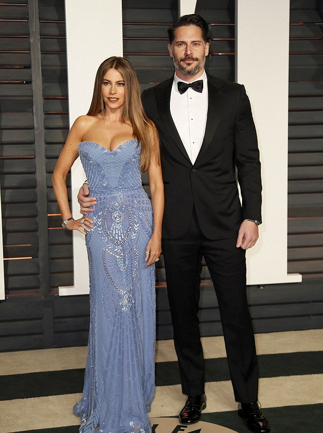 The couple at Sunday's Oscars (Photo: Reuters)