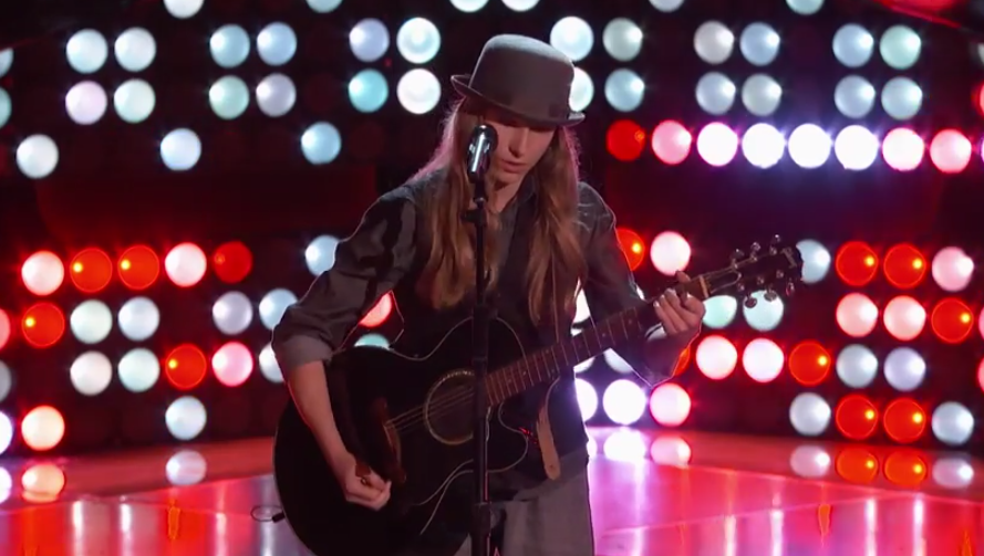 Sawyer Fredericks (Photo: The Voice)
