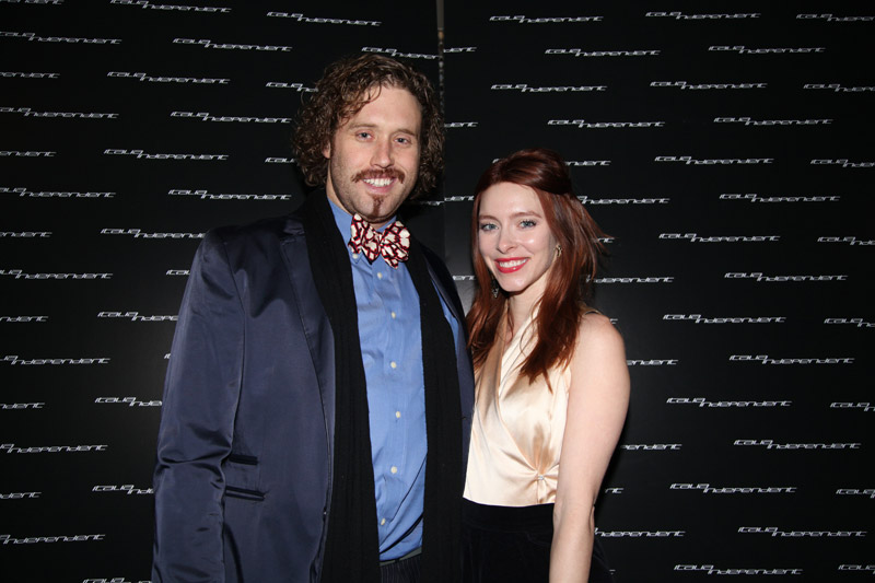 TJ Miller and Kate Gorney (Photo: Release)