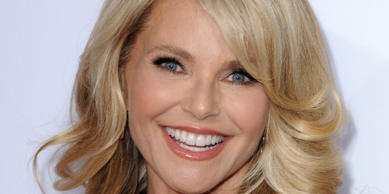 Supermodel and California beauty Christie Brinkley (Photo: Facebook)
