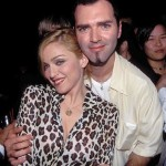 Madonna with gay younger brother Christopher in 1995 (Photo: sipapress/rex)