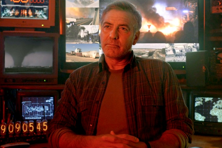 George Clooney starring in 'Tomorrowland' opens in May (Photo: Disney)
