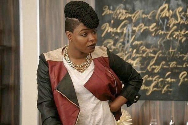 Ta'Rhonda Jones plays sassy assistant Porsha on 'Empire' (Photo: Fox)