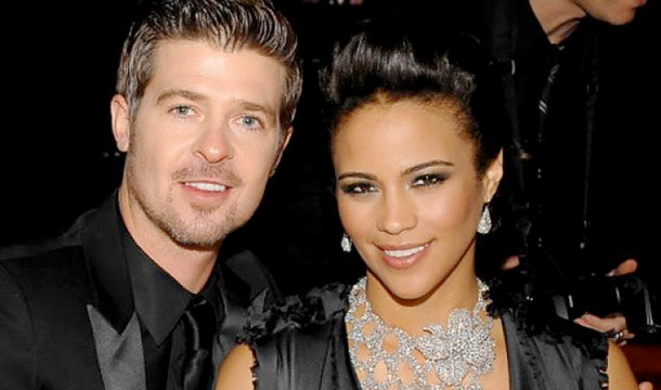 Robin Thicke and Paula Patton in 2014 (Photo: clutchonline)