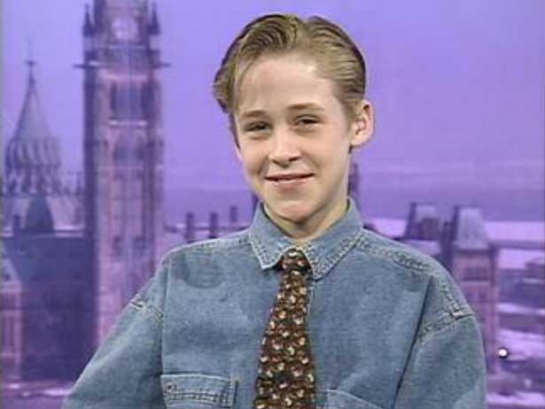 Ryan Gosling in the 1992 Mickey Mouse Club cast (Photo: disney)