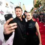 Scott Eastwood and Britt Robertson (Photo: JETSS)