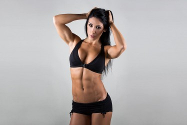 JETSS Exclusive | Bella Falconi web sensation, is the 'Muse of the ripped Abs'