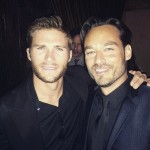 Scott Eastwood and Tiago Riani (Photo: JETSS)