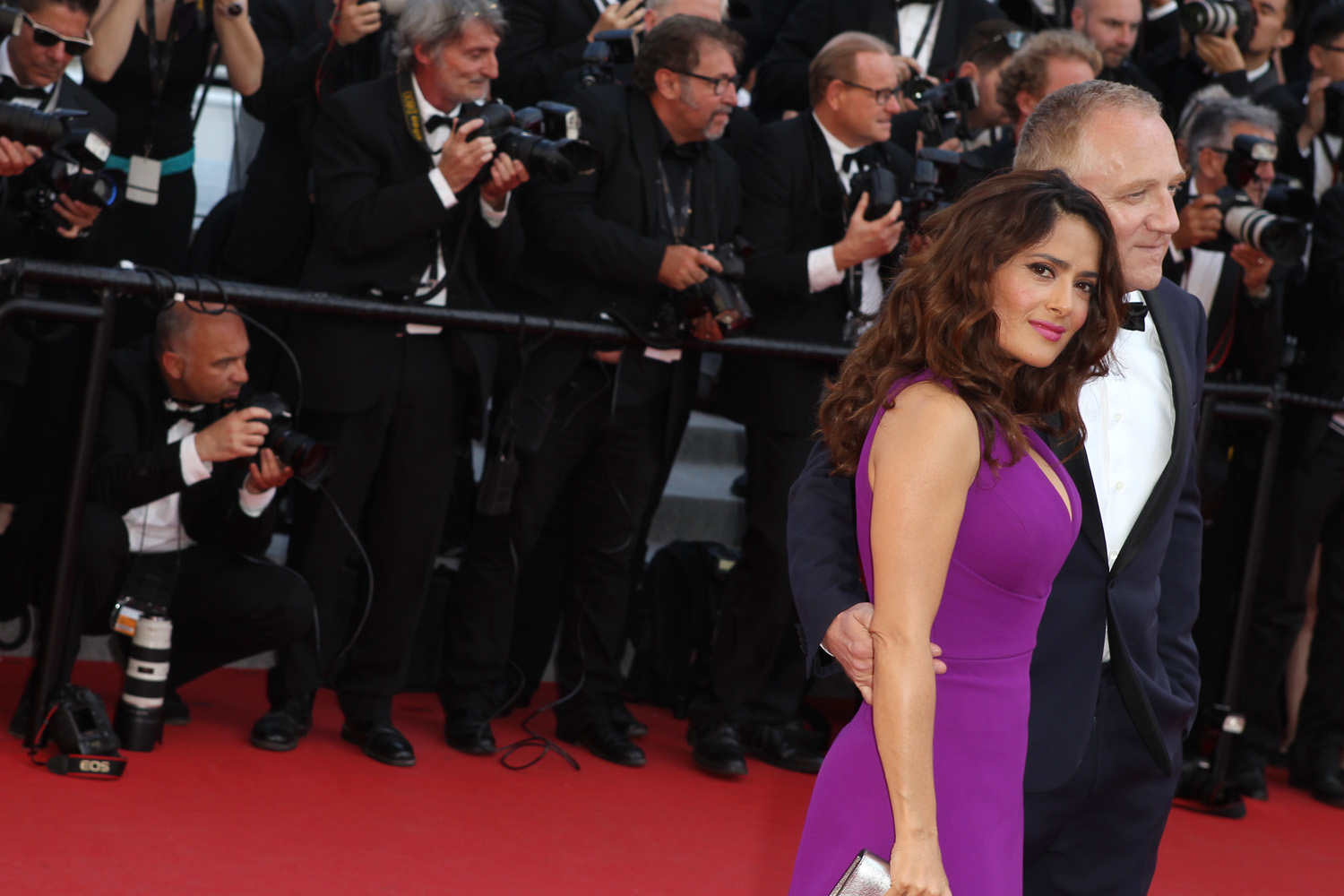 Salma Hayek (Photo: Antonio Barros / JETSS)