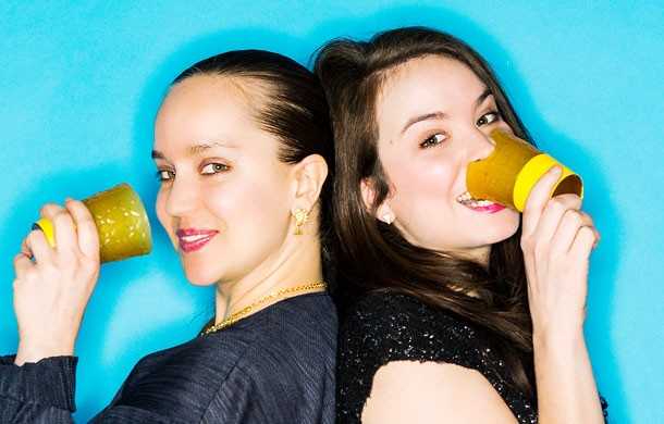 'LOLIWARE' co-founders Chelsea Briganti and Leigh Ann Tucker (Photo: Instagram)