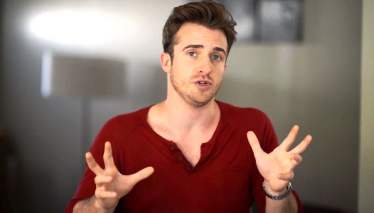 "Relationship and ""Human Nature"" expert Matthew Hussey (Photo: Instagram)"