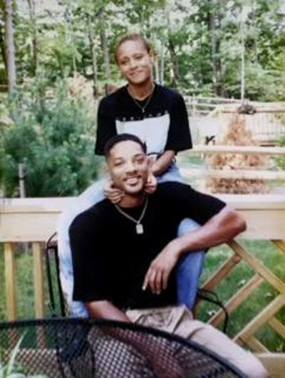 Will Smith and Jada Pinkett Smith 20 years prior (Photo: Facebook)