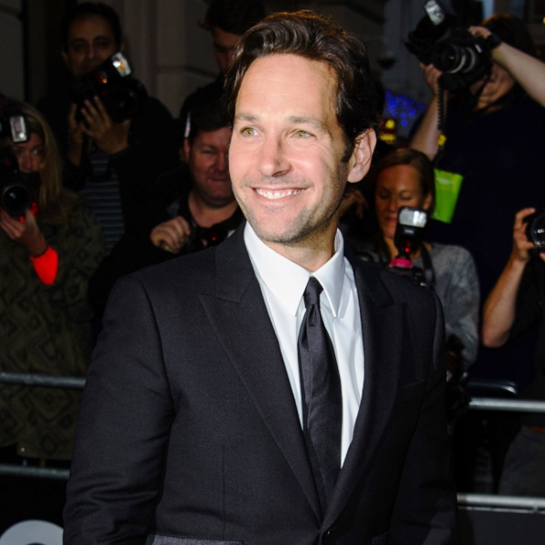 Paul Rudd is one actor in demand (Photo: BangShowBiz)