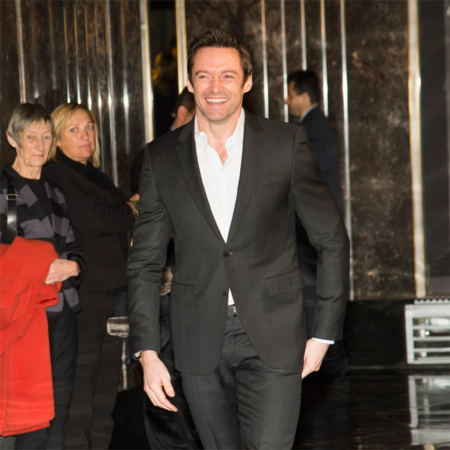 "Hugh Jackman although grateful for his success he calls it a ""mystery"" (Photo: BangShowBiz)"
