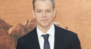 Matt Damon had fears about playing an astronaut