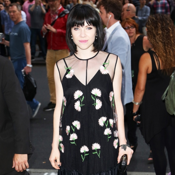 Carly Rae Jepsen owes it all to Justin Bieber (Photo: Bangshowbiz)