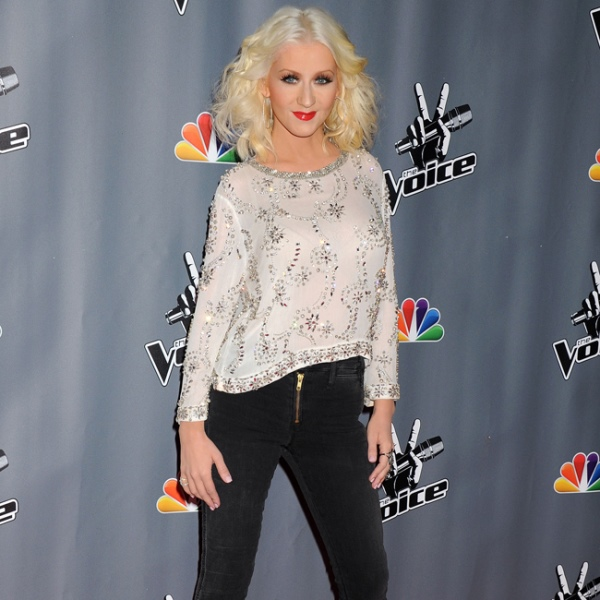 "Still in her ""prime"" is Christina Aguilera (Photo: BangShowBiz)"