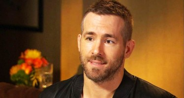 """Ryan Reynolds says, """"no problem waking up five times in the middle of the night and changing diapers"""""""