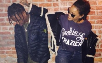 Rihanna and Travis Scott flaunt their new romance in NYC