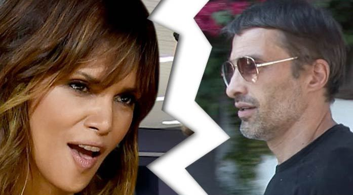 Divorcing Halle Berry and Olivier Martinez (Photo: TMZ)