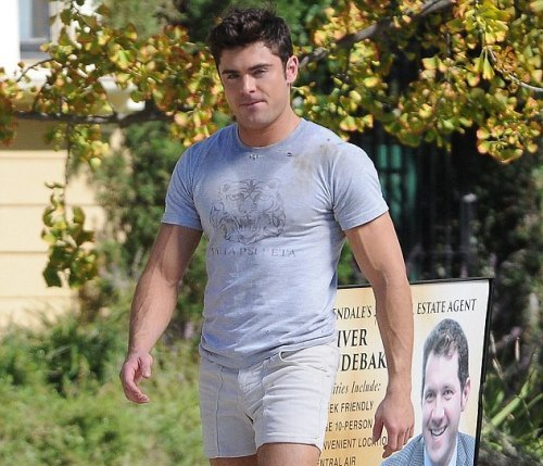 Zac Efron 28 (Photo: Fameflynet)