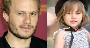 Heath Ledger's daughter Matilda now…