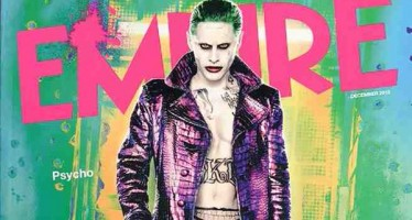 Jared Leto as a psycho, gives Margot Robbie a rat