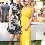 Scandal's Darby Stanchfield and Lauren Conrad (Photo: Veuve Clicquot USA)