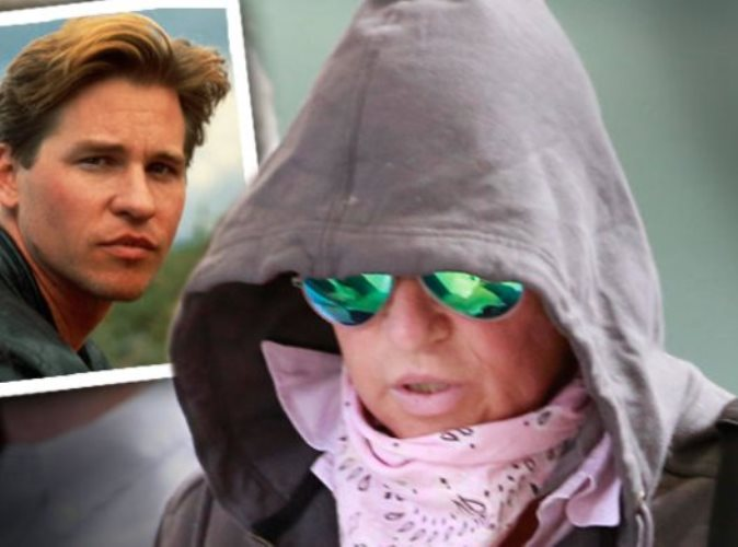 'Top Gun' actor Val Kilmer is struggling to stay alive (Photo: Imageinc)