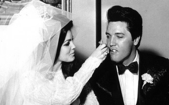 Priscilla says being married to Elvis Presley was no piece of cake