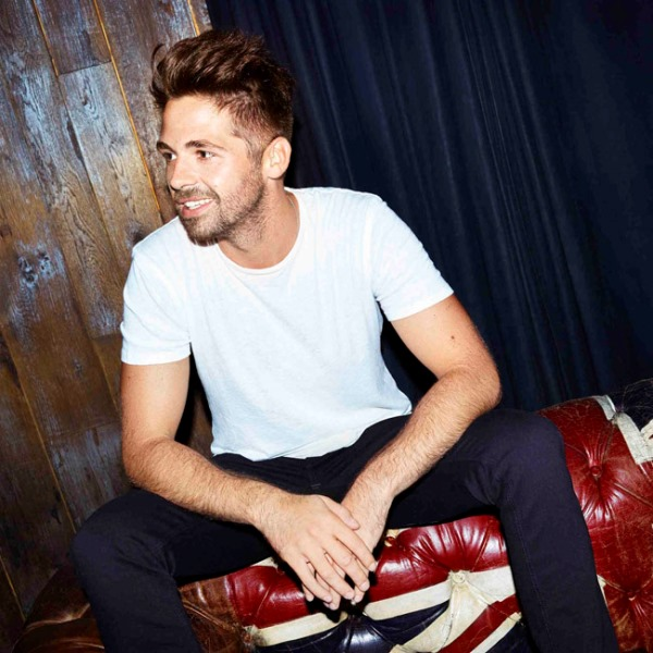 The X-Factor winner Ben Haenow struggled with his girlfriend since his fame (Photo: BangShowBiz)
