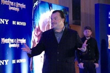 "Jack Black explains what gives him ""goosebumps"""