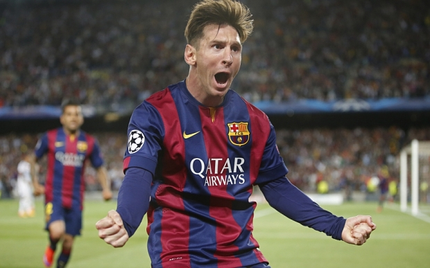 FC Barcelona star Lionel Messi faces 18 months in jail (Photo:  Reuters)