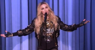 Madonna wants a new career… as a comedienne!