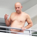 Vin Diesel not in his best shape (Photo: Brett Kaffee / Thibault Monnier)