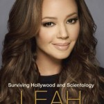 Leah Remini speaks in her about losing parts to Jennifer Aniston (Photo: Ballantine Books)