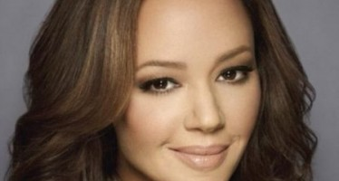 Leah Remini competed against Jennifer Aniston for TV parts