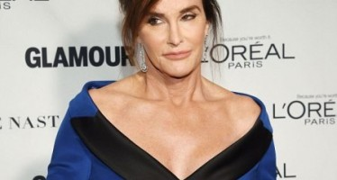 Caitlyn Jenner, one of many who attended 'Glamour Women of the Year Awards'