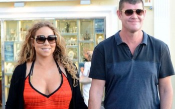 Mariah Carey moves in with billionaire boyfriend James Packer