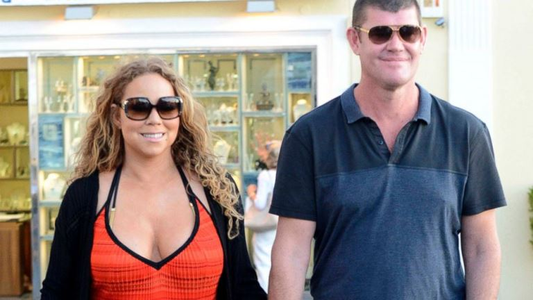 Mariah Carey moves into James Packer's Estate in Beverly Hills (Photo: Imageinc)