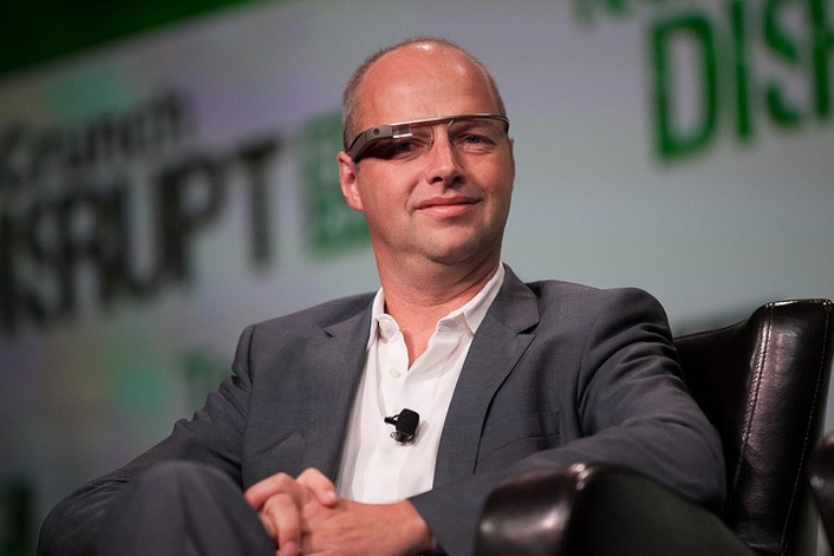 Sebastian Thrun, a billionaire Uber driver (Photo: CNET)