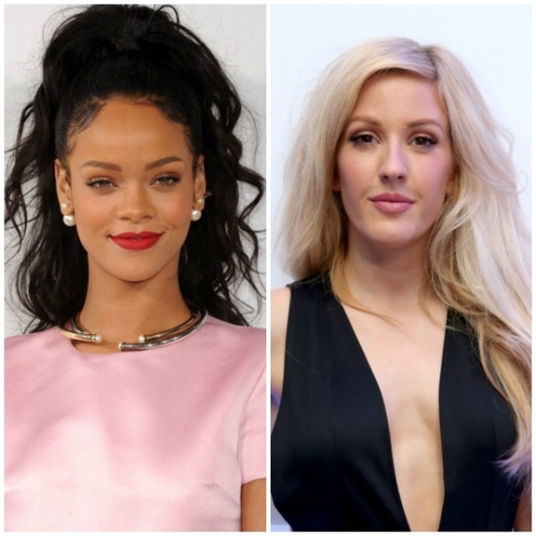 Ellie Goulding is set to replace Rihanna for the upcoming Victoria's Secret Fashion Show (Photo: Imageinc