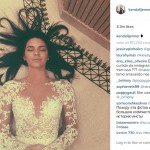 1. And coming in at number one, Kendall Jenner's crazy hair (Photo: Instagram)